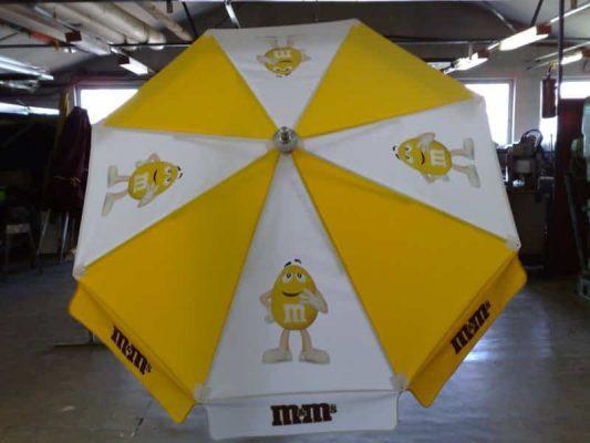 nyolcszög napernyő