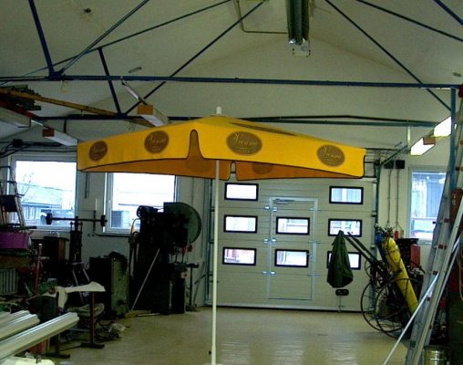 négyzet alakú holiday napernyő